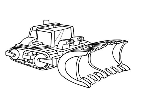 printable coloring pages rescue bots boulder constructions bot coloring pages for kids