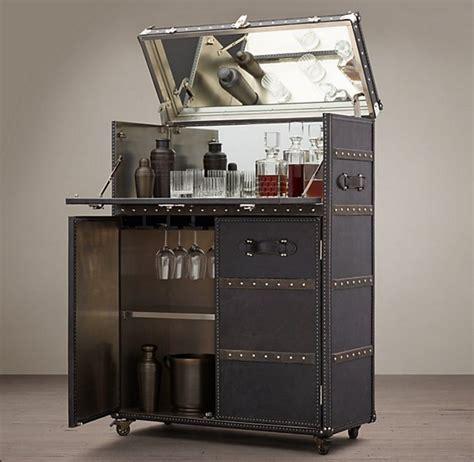 Restoration Hardware Bar Cabinet Restoration Hardware Mayfair Bar Cart