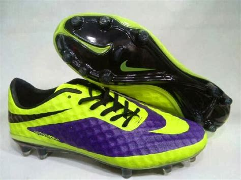 Nike Mercurial X Hitam Stabilo Kw fabre sport sepatu bola nike hypervenom quot phantom quot fg