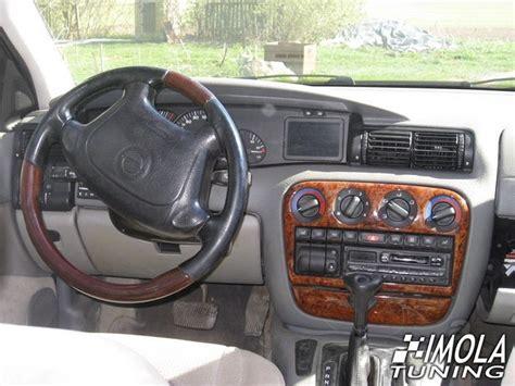 cockpit dekor opel omega    mit manuelle klimaanlage oder ohne klimaanlage
