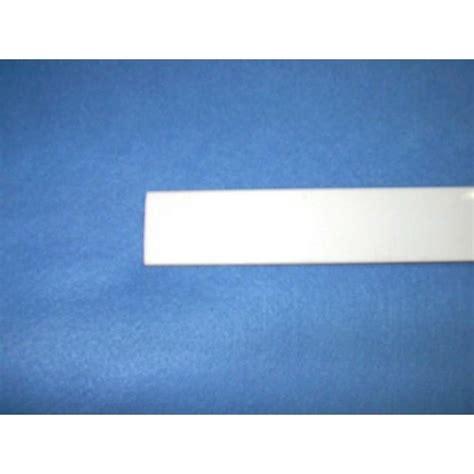 pesi per tende a pannello piattina peso in alluminio 4 x 40 vendita stoffe