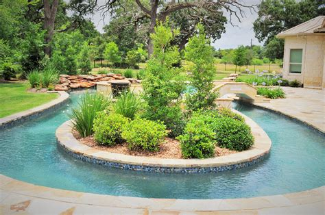 backyard lazy river college station pool water features photo gallery brazos