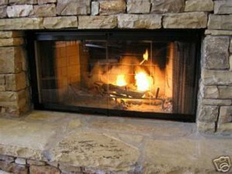 fireplace doors for heatilator fireplaces 36 quot set ebay