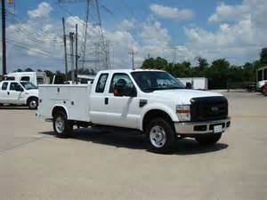 Ford Service Trucks Click Here To View Photo Gallery