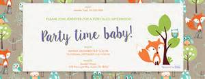 baby shower free invitations