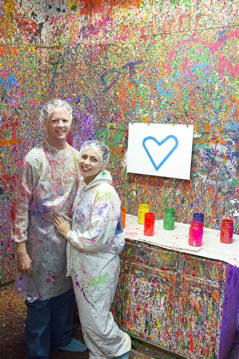 Painting Date by Paint Splatter Studio Date Friday We Re In