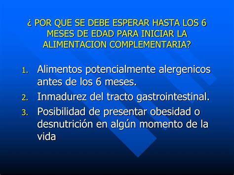 qu se puede esperar ppt alimentacion materno infantil powerpoint presentation id 348026