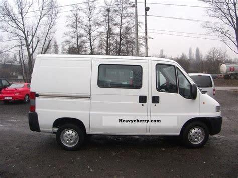 peugeot van 2000 peugeot boxer 2000 other vans trucks up to 7 photo and specs