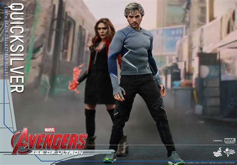 quicksilver movie theme song first look at hot toys quicksilver collectible figure