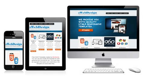 free responsive html5 templates free website templates bcstatic