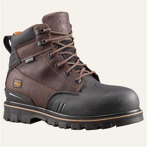 timberland waterproof work boots timberland pro boots mens 6 quot rigmaster steel toe