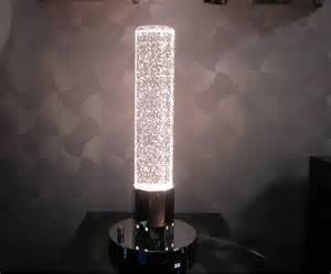 Crystal Table Lamps For Bedroom Aliexpress Com Buy Modern Luxury Led Bubble Crystal