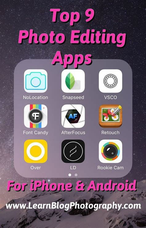 best apps for iphone 25 best ideas about editing apps on pinterest apps for