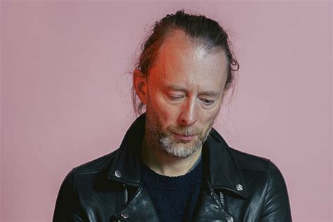 thom yorkie thom yorke will auction handwritten radiohead lyrics for charity