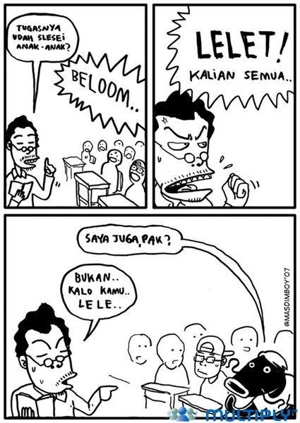 Komik W Change komik lucu 10 ichsanblog
