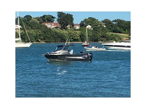 used quintrex boats for sale uk quintrex trident hard top 650 new for sale 95057 new