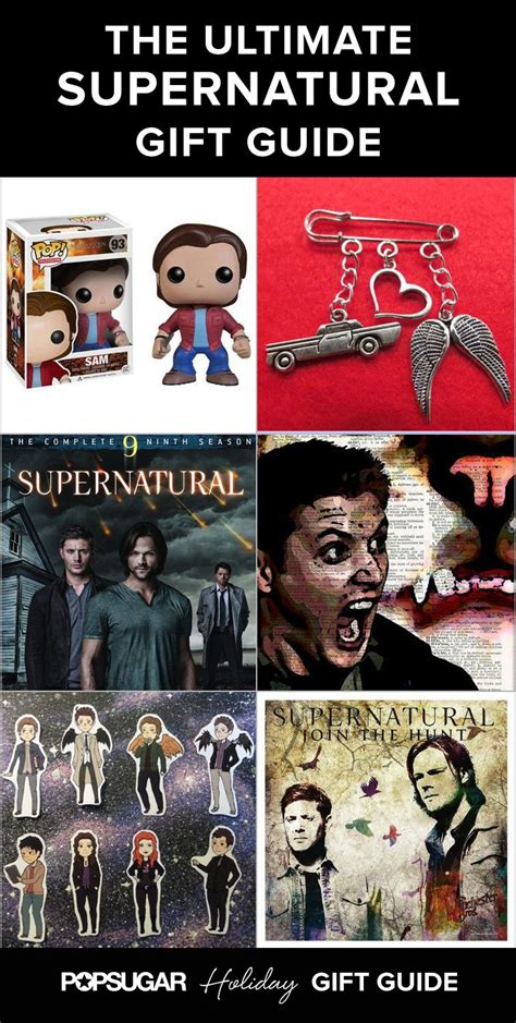 gifts for supernatural fans 31 gifts for the supernatural superfan the o jays
