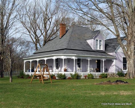 farmhouse with wrap around porch farm house porches country porches wrap around porches