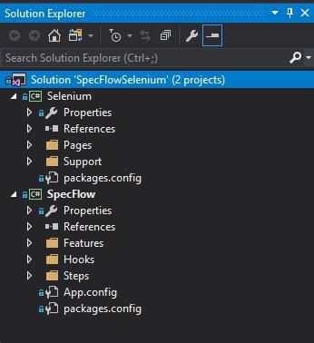 web testing tutorial specflow selenium beginner tutorial for functional