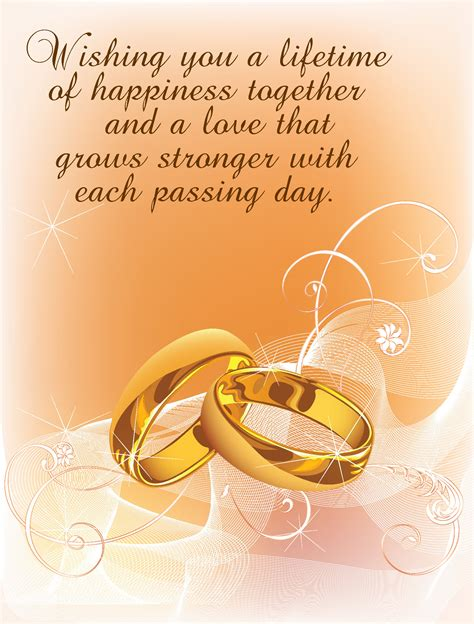 Friend Wedding Quotes Wishes Wedding Wishes Quote For
