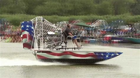 youtube airboat racing american airboats clover race at thunder on the loup 2012