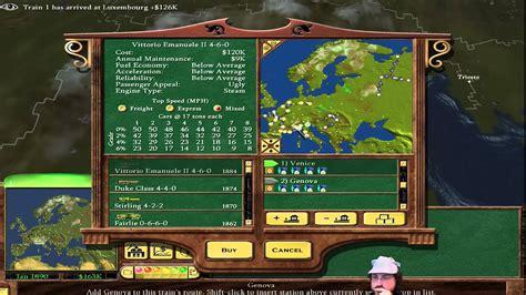 railroad tycoon 3 africa map railroad tycoon 3 european tycoon 2 1 06 fanpatch