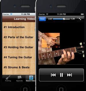 guitar tutorial app 10 best guitar applications for iphone iphoneness
