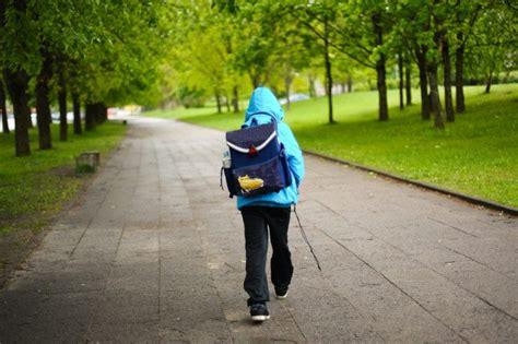 refuses to walk to school alyson schafer