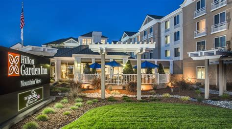 Mountain View Garden Center by Silicon Valley Hotels Garden Inn Mountain View Amenities