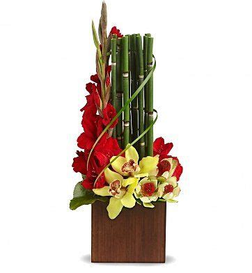 unique floral delivery 15 best images about bamboo arrangements on pinterest