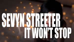 sevyn streeter quot it won t stop quot acoustic performance