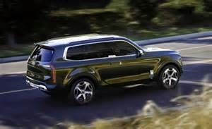 2017 kia telluride large suv is ready for america
