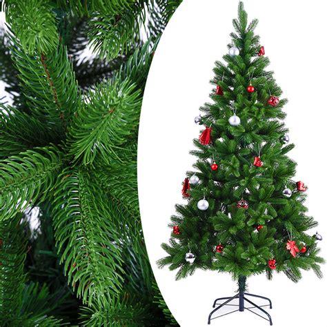 weihnachtsbaum edeltanne 180cm spritzguss nadeln pe
