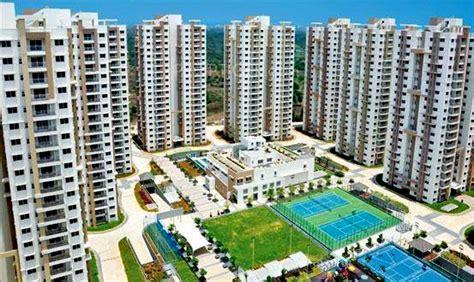 Cluster Home Floor Plans by Aparna Sarovar In Nallagandla Gachibowli Hyderabad