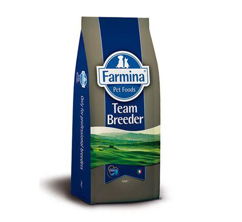 farmina food farmina team breeder top farmina food 20 kg dogspot pet supply