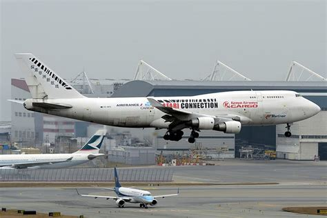 b747 412 bcf airplane boeing 747 cargo airlines aircraft