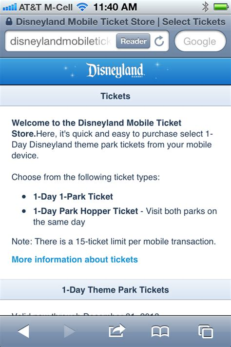 Your Mobile Phones The Ticket To The 02 Wireless Festival With Oyster Card Style Technology by Disneyland Guests Can Now Purchase Tickets From Their