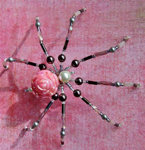 beaded spiders umi tsuru beaded spider