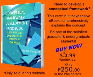 preparing a research paper conceptual framework a step by step guide on how to make one