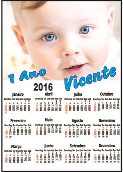 Calendario Personalizado Calend 225 Personalizado 15x21 Cm Oficina De Artes Do