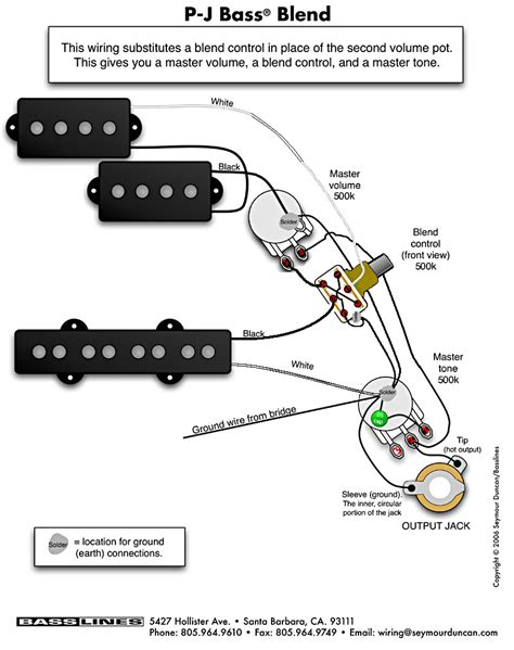 seymour duncan quarter pounder wiring diagram seymour