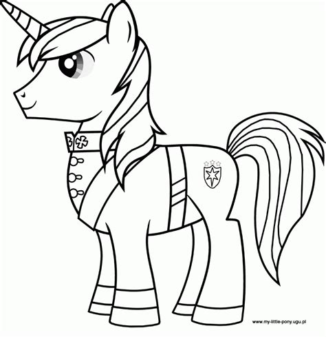 coloring pages my little pony shining armor my little pony shining armor coloring pages coloring home