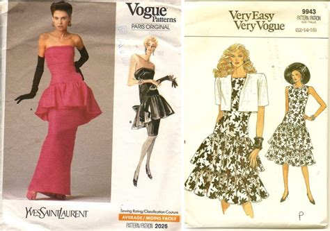 vogue pattern company history dating more than 80 000 vintage sewing patterns on vintage