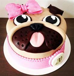 kuchen aktuell pug cake tutorial the whoot
