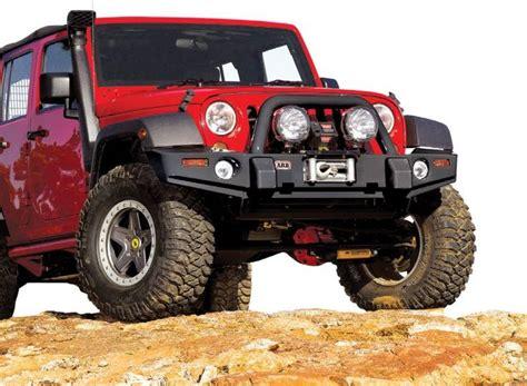 jeep jk bull bar arb combination bull bar bumper in black for 07 12 jeep