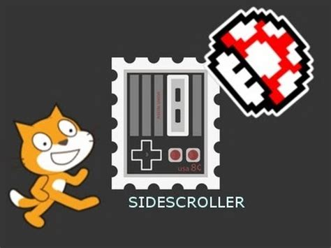 construct 2 side scroller tutorial how to make a basic side scroller in scratch tutorial