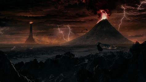 the lord of the lord of the rings mordor walldevil