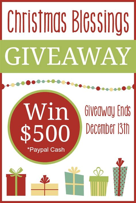 Small Christmas Giveaways - give back joyfully clarissa r west
