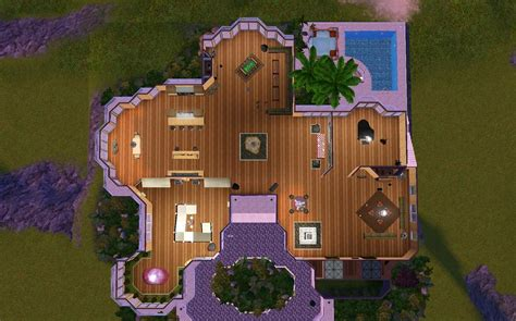 Tony Stark House Plans Mod The Sims Iron Tony Stark S Home