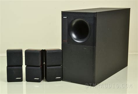 bose acoustimass 7 speaker system surround speakers the